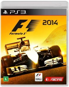 Jogo F1 2014 - PlayStation 3 - PS3
