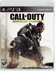 Jogo Call Of Duty : Advanced Warfare - PS3