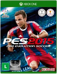 Jogo PES 2015 - Xbox One