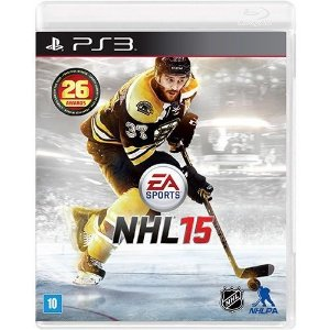 Jogo NHL 15 - Playstation 3 - PS3