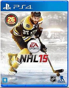 Jogo NHL 15 - Playstation 4 - PS4