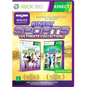 jogo Kinect Sports Ultimate Collection - XBOX 360