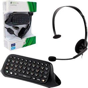 Microsoft Chatpad Xbox360