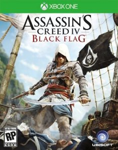 Jogo Assassin's Creed IV - Black Flag - Xbox One