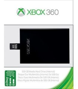HD 500 GB XBOX 360 SLIM E SUPER SLIM - ORIGINAL MICROSOFT