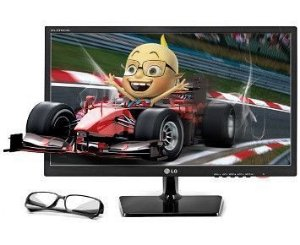 Monitor Lg 3d Cinema 23  D2343p Full hd Hdmi 1920x1080 Ips