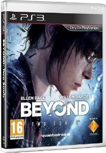 Jogo Beyound Two Souls - PS3 - Playstation 3