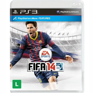 Jogo Fifa 14 - Ps3 - PlayStation 3