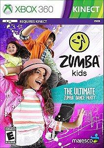 Jogo Zumba Kids - Xbox 360