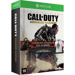 Jogo Call of Duty: Advanced Warfare Gold Edition - XBOX ONE