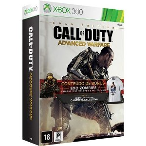 jogo Call of Duty: Advanced Warfare Gold Edition - XBOX 360