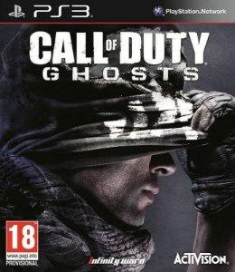 Jogo Call of Duty Ghosts - PS3 - PlayStation 3