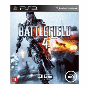 Jogo Battlefield 4 - PS3 - Playstation 3