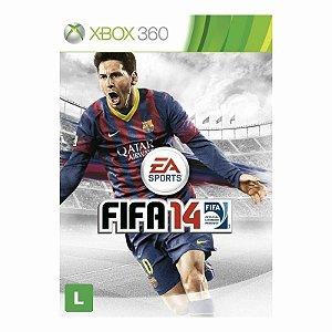 Jogo Xbox 360 Fifa Soccer 14 - Fifa 14