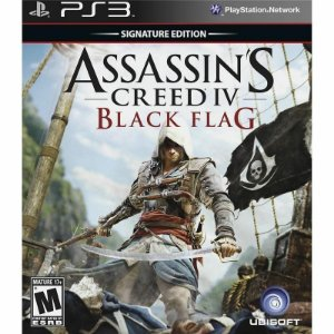 Jogo Assassins Creed IV: Black Flag PS3 - Playstation 3