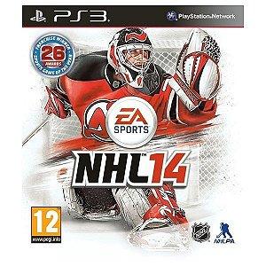 Jogo NHL 14 - PS3 - PlayStation 3