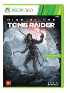 Jogo Rise Of The Tomb Raider - Xbox 360