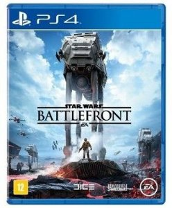 Jogo Star Wars Battlefront - PS4 - PlayStation 4