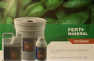 Fertilizante Fert + Mineral Potássio (K) - 100 ml - Concentrado