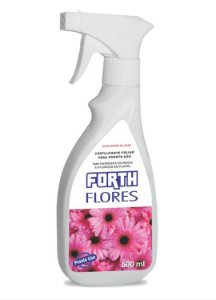 Rosa do Deserto - Fertilizante Forth Flores 500 ml - Pronto Uso
