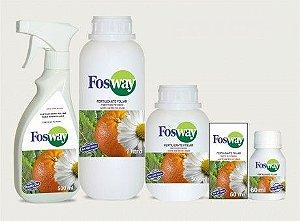 Rosa do Deserto - Fertilizante Fosway 1L - Concentrado - Resistência para suas Rosas
