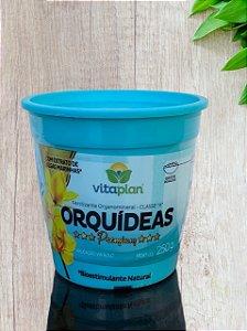 Fertilizante Orquídeas Premium 250g- Vitaplan