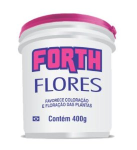 Rosa do Deserto - Fertilizante granulado Forth Flores 400 gr