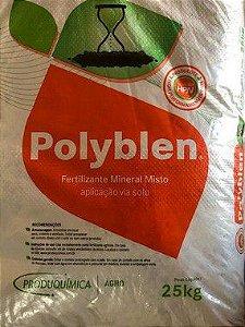Fertilizante Polyblen Montanha 500 Gr - Liberação lenta - Crescimento