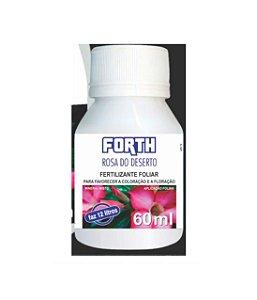 Fertilizante líquido Forth Rosa do Deserto 60 ml - Concentrado