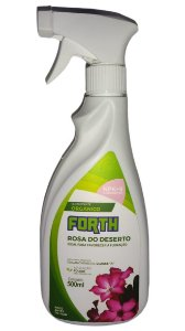 Fertilizante líquido Forth Rosa do Deserto Pronto Uso - 500ml