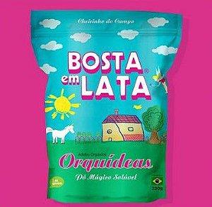Adubo Orgânico Bosta em Lata Orquídeas 220 GR