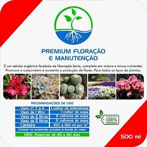 Premium Floração e Manutenção - 500 ml