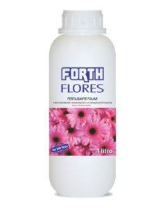 Fertilizante Forth Flores 1 litro - Concentrado