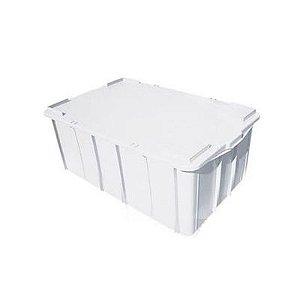 Tampa Plástica Branca para Caixa 15 Lts BLV0024 | Bolivar