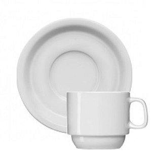 Xícara Chá com Pires Iguaçu - 200 ML | Germer