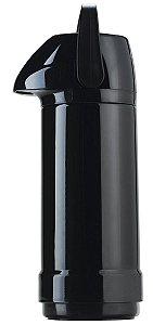 Garrafa Términa Preta Pressão GLT Ampola de Vidro 1000 L | Invicta