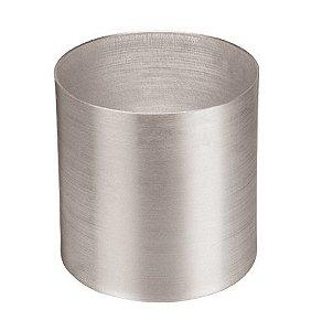 Canudo de Alumínio para Molho Hotel Ø 22 x 26 cm - 10,1 Litros