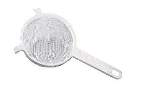 Peneira Aço Inox com Cabo Plástico Top Pratic Ø 10 cm | Brinox