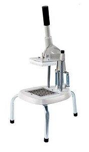 Cortador de Legumes Médio Industrial para Mesa 10 mm