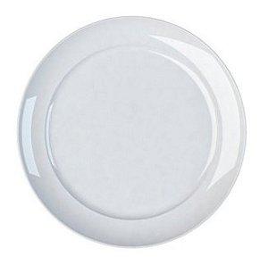 Prato Raso Buffet de Porcelana Linha Versa Ø 28 cm | Germer