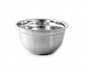 Tigela Mixing Bowl Inox Ø 22 cm / 2,8 Litros