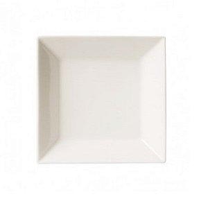 Prato Sobremesa Quartier White 20 x 20 cm | Oxford