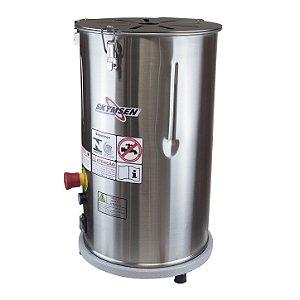 Descascador Inox 6 kg | Skymsen