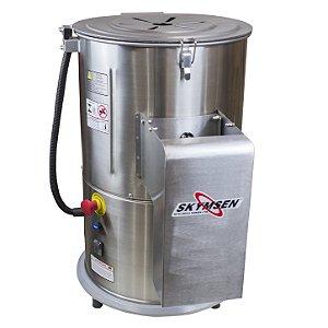 Descascador Inox 10 kg | Skymsen