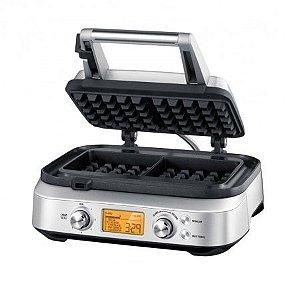 Máquina Smart Waffle Aço Inox | Tramontina by Breville
