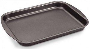 Assadeira Rasa com Antiaderente 40 x 30 x 3,5 cm | Tramontina