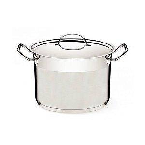 Caldeirão Gourmet Aço Inox Fundo Triplo Ø 20 x 20 cm 4,6 Litros | Tramontina