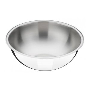 Recipiente Bowl Aço Inox para Preparar/Servir Ø 36 x 16,3 cm 12,3 Litros | Tramontina