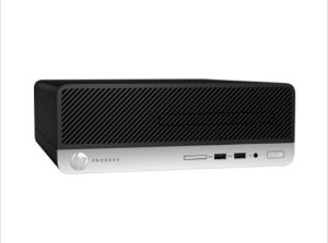 Desktop HPCM 400 G5 SFF i3-8100 4GB 500GB W10P - 5LA53LA#AC4