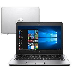 """NOTEBOOK HP ELITEBOOK 840 G3 I5 6200U - 8GB DDR4 2133MHZ - HD SSD 256 GB - TELA 14"""" - WIN 10 PRO 64"""